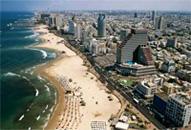 """Tel Aviv a """"tavasz dombja"""""""